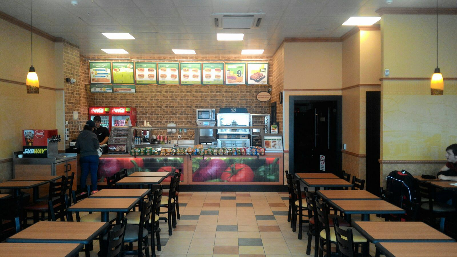 Subway Arsia 10