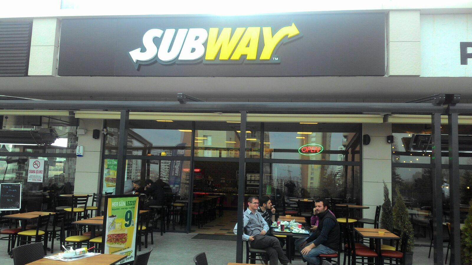Subway Arsia 11